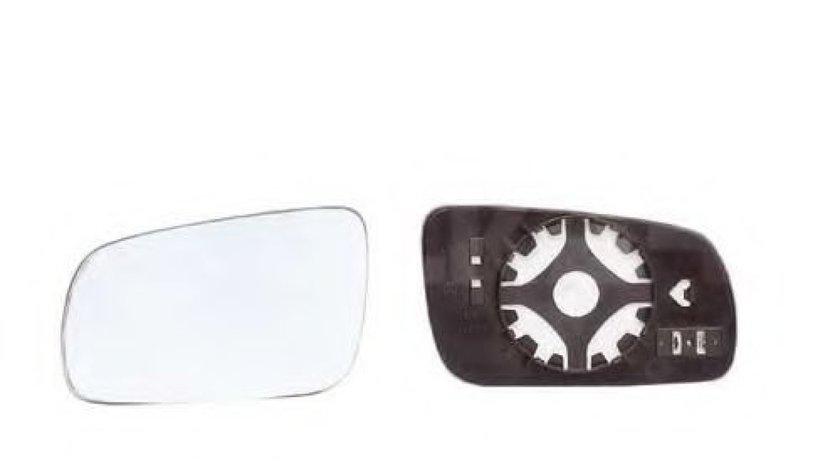 Sticla oglinda, oglinda retrovizoare exterioara VW LUPO (6X1, 6E1) (1998 - 2005) ALKAR 6432157 piesa NOUA