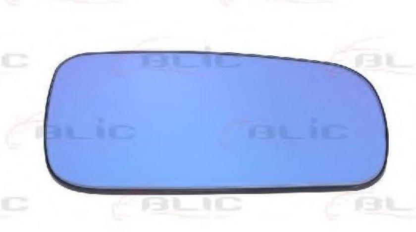 Sticla oglinda, oglinda retrovizoare exterioara VW GOLF IV Variant (1J5) (1999 - 2006) BLIC 6102-02-1239127P produs NOU