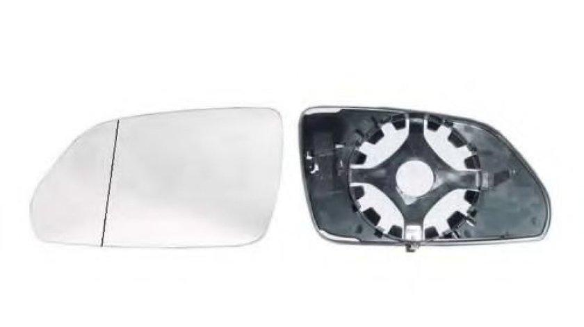 Sticla oglinda, oglinda retrovizoare exterioara VW POLO (9N) (2001 - 2012) ALKAR 6401111 - produs NOU