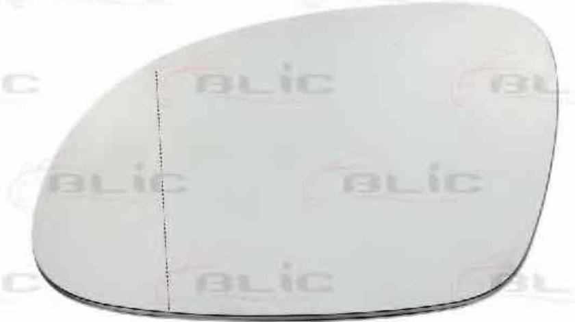 Sticla oglinda oglinda retrovizoare exterioara VW TIGUAN 5N Producator BLIC 6102-02-1271131P