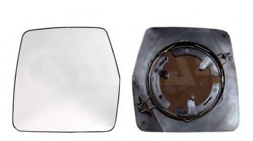 Sticla oglinda, oglinda retrovizoare exterioara FIAT SCUDO caroserie (220L) (1996 - 2006) ALKAR 6402973 piesa NOUA
