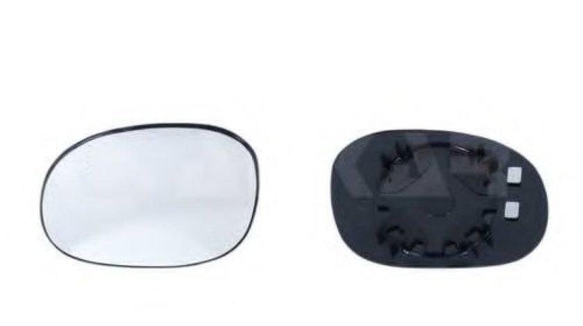 Sticla oglinda, oglinda retrovizoare exterioara CITROEN C3 I (FC) (2002 - 2016) ALKAR 6451283 produs NOU