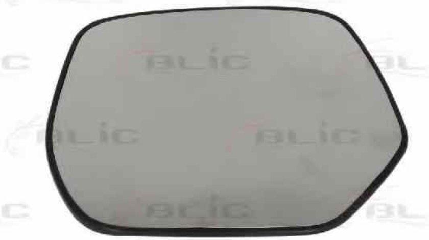 Sticla oglinda oglinda retrovizoare exterioara HONDA CR-V III RE BLIC 6102-02-1291939P