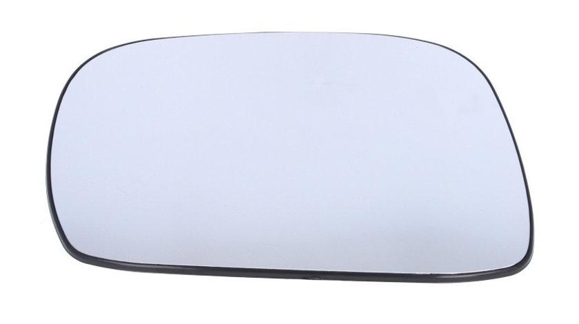 Sticla oglinda, oglinda retrovizoare exterioara OPEL AGILA (A) (H00) (2000 - 2007) BLIC 6102-02-1291227P piesa NOUA