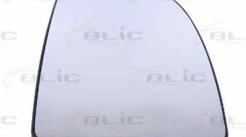 Sticla oglinda oglinda retrovizoare exterioara PEUGEOT BOXER caroserie Producator BLIC 6102-02-1292921P