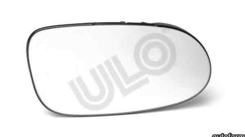 Sticla oglinda, oglinda retrovizoare exterioara MERCEDES-BENZ A-CLASS (W168) ULO 6465-08