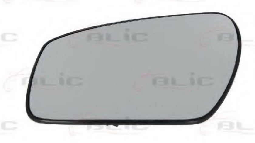 Sticla oglinda, oglinda retrovizoare exterioara FORD FIESTA V (JH, JD) (2001 - 2010) BLIC 6102-02-1291390P produs NOU
