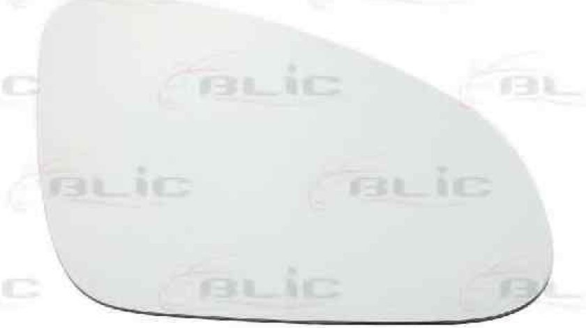 Sticla oglinda oglinda retrovizoare exterioara OPEL ASTRA J BLIC 6102-02-1223232P