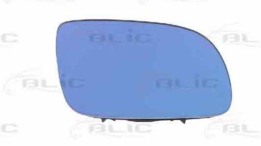 Sticla oglinda oglinda retrovizoare exterioara AUDI A8 4D2 4D8 BLIC 6102-02-1292599P