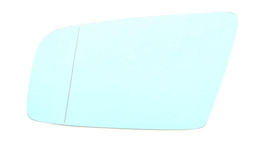 Sticla oglinda, oglinda retrovizoare exterioara BMW Seria 5 (E60) (2003 - 2010) BLIC 6102-02-1271825P piesa NOUA