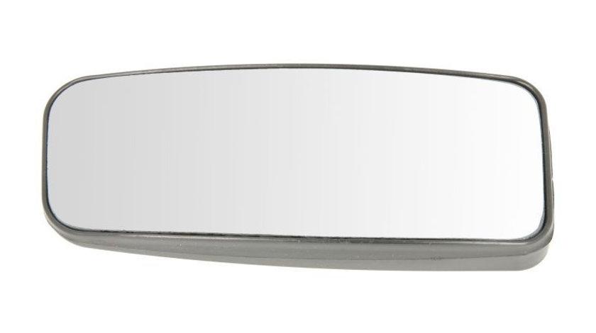 Sticla oglinda, oglinda retrovizoare exterioara MERCEDES SPRINTER 5-t caroserie (906) (2006 - 2016) PRASCO ME9197516 piesa NOUA