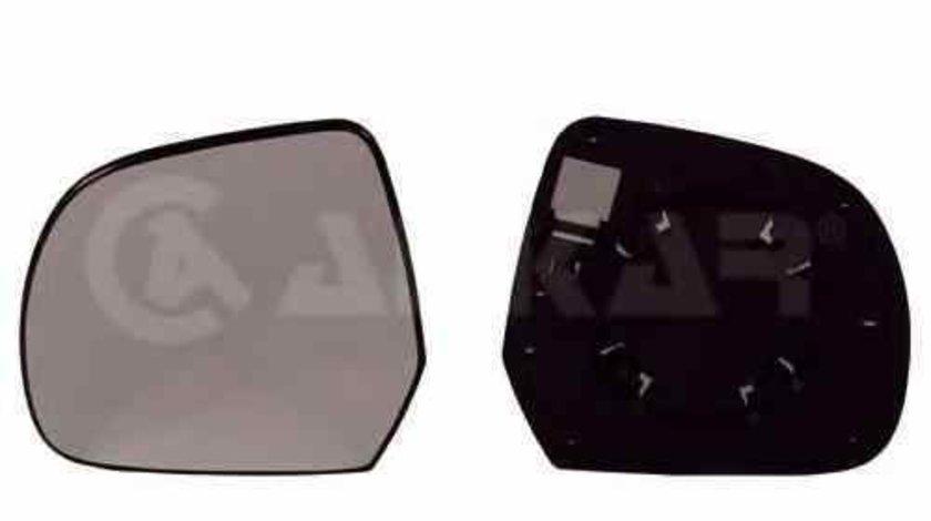 Sticla oglinda oglinda retrovizoare exterioara DACIA DUSTER ALKAR 6402586