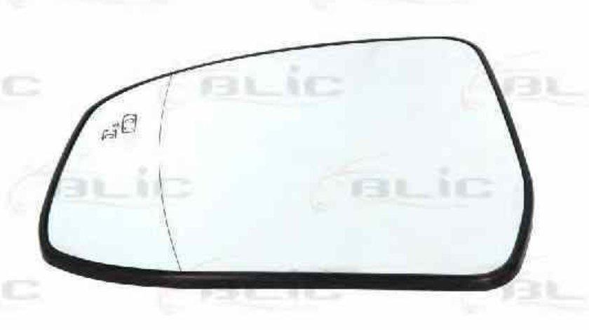 Sticla oglinda oglinda retrovizoare exterioara FORD MONDEO IV limuzina BA7 BLIC 6102-03-043367P