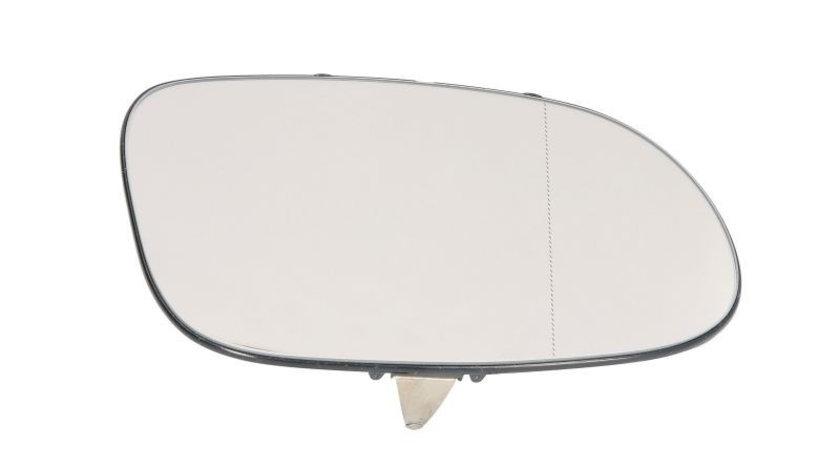 Sticla oglinda, oglinda retrovizoare exterioara MERCEDES A-CLASS (W168) (1997 - 2004) TYC 321-0001-1 piesa NOUA