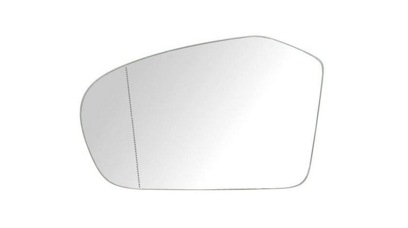 Sticla oglinda, oglinda retrovizoare exterioara MERCEDES-BENZ B-CLASS (W245) ULO ULO3038005