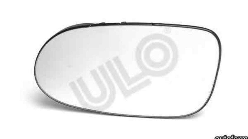 Sticla oglinda, oglinda retrovizoare exterioara MERCEDES-BENZ A-CLASS (W168) ULO 6465-01