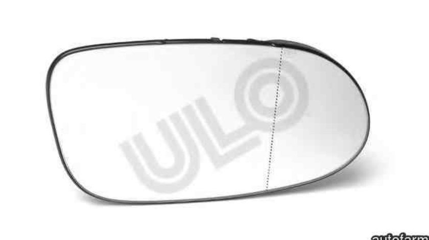 Sticla oglinda, oglinda retrovizoare exterioara MERCEDES-BENZ A-CLASS (W168) ULO 6465-06