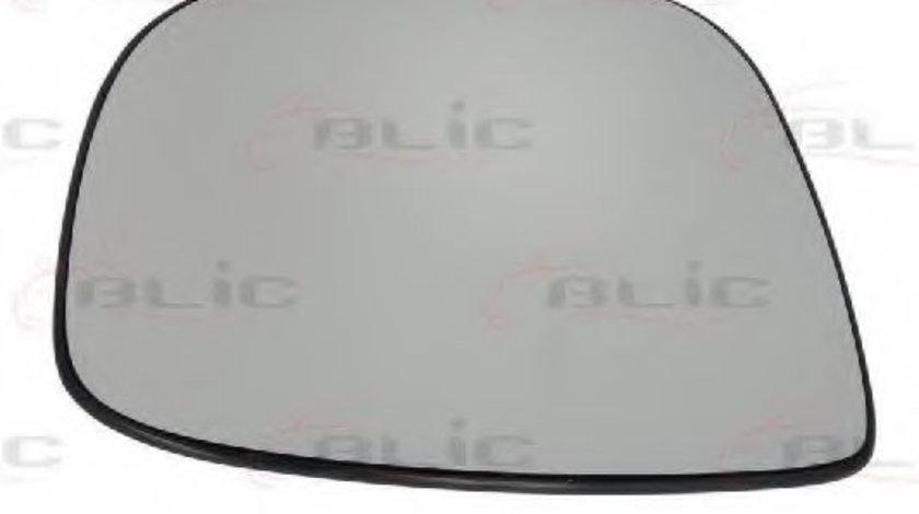 Sticla oglinda, oglinda retrovizoare exterioara MERCEDES VITO / MIXTO caroserie (W639) (2003 - 2016) BLIC 6102-02-1292913P piesa NOUA
