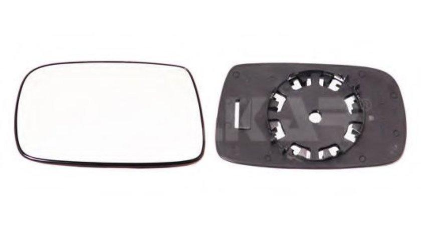 Sticla oglinda, oglinda retrovizoare exterioara TOYOTA YARIS VERSO (NLP2, NCP2) (1999 - 2005) ALKAR 6401268 produs NOU