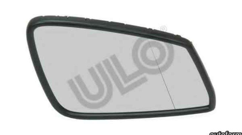 Sticla oglinda, oglinda retrovizoare exterioara BMW 5 (F10, F18) ULO 3106204