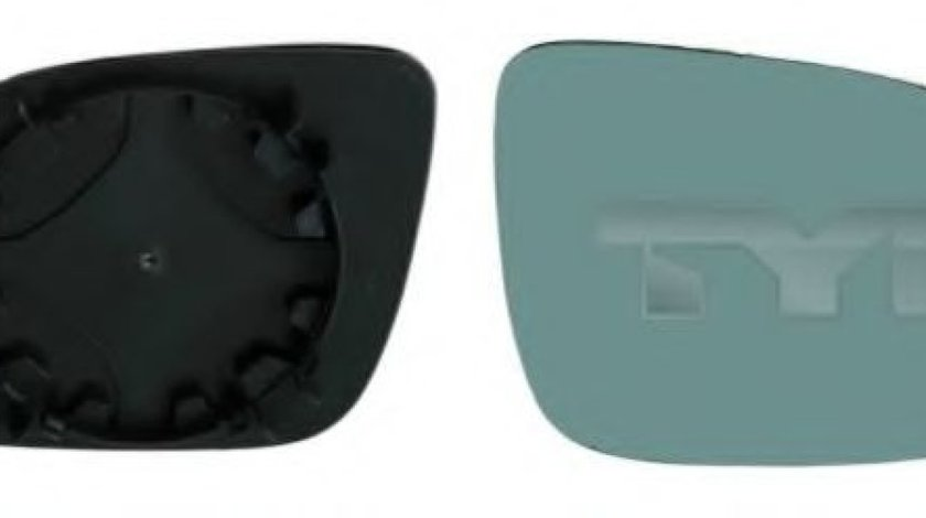 Sticla oglinda, oglinda retrovizoare exterioara AUDI A6 (4A, C4) (1994 - 1997) TYC 302-0025-1 piesa NOUA