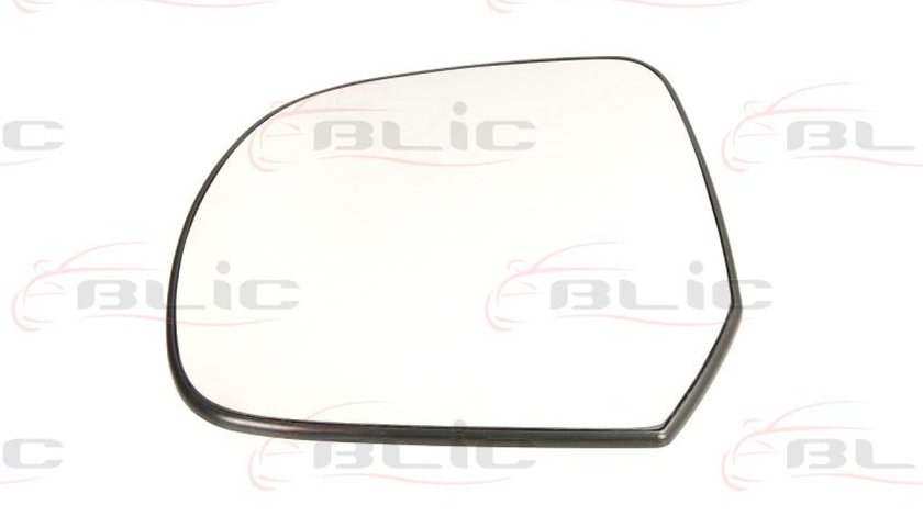 Sticla oglinda oglinda retrovizoare exterioara NISSAN MICRA IV K13 Producator BLIC 6102-67-003367P