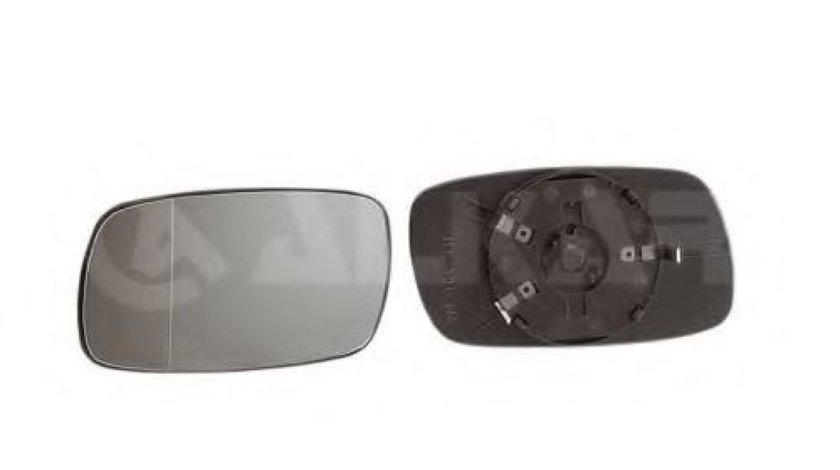 Sticla oglinda, oglinda retrovizoare exterioara OPEL ASTRA F Combi (51, 52) (1991 - 1998) ALKAR 6401436 piesa NOUA