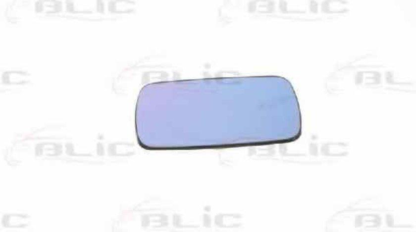 Sticla oglinda oglinda retrovizoare exterioara BMW 3 E46 BLIC 6102-02-1231829P