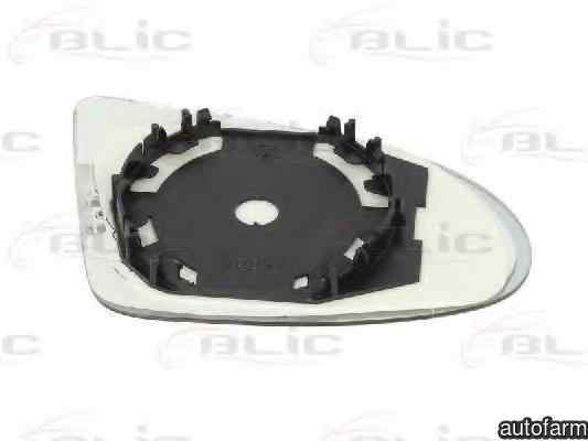 Sticla oglinda oglinda retrovizoare exterioara AUDI A2 8Z0 BLIC 6102-02-1271791P