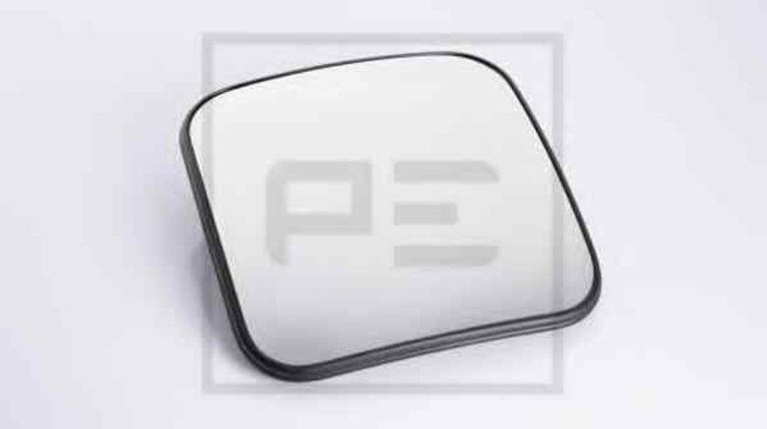 Sticla oglinda, oglinda retrovizoare exterioara MERCEDES-BENZ ACTROS MP2 / MP3 PE Automotive 018.094-00A