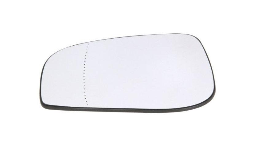Sticla oglinda, oglinda retrovizoare exterioara VOLVO V70 II (SW) (2000 - 2007) ALKAR 6471591 piesa NOUA
