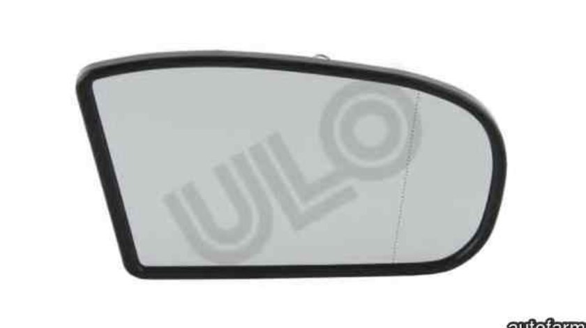 Sticla oglinda, oglinda retrovizoare exterioara MERCEDES-BENZ E-CLASS (W211) ULO 7473-02