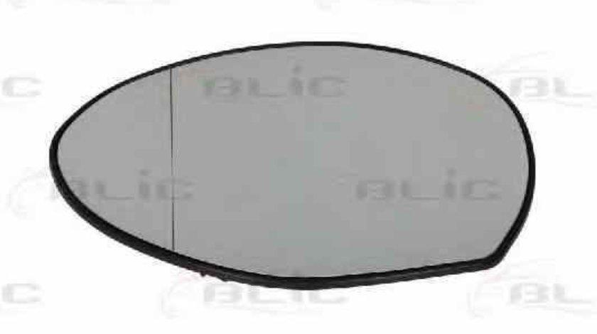 Sticla oglinda oglinda retrovizoare exterioara ALFA ROMEO 147 937 BLIC 6102-02-1271275P