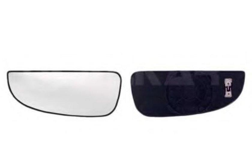Sticla oglinda, oglinda retrovizoare exterioara PEUGEOT BOXER bus (2006 - 2016) ALKAR 6442922 produs NOU