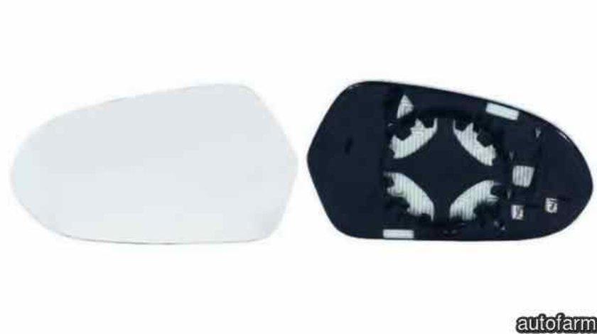 Sticla oglinda oglinda retrovizoare exterioara AUDI A6 Avant 4G5 C7 4GD BLIC 610225047368P