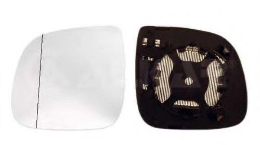 Sticla oglinda, oglinda retrovizoare exterioara AUDI Q7 (4L) (2006 - 2015) ALKAR 6471799 piesa NOUA
