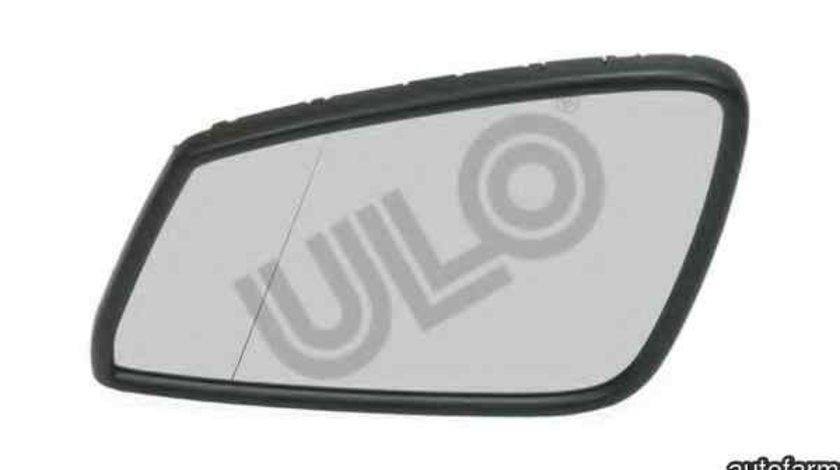 Sticla oglinda, oglinda retrovizoare exterioara BMW 5 (F10, F18) ULO 3106203