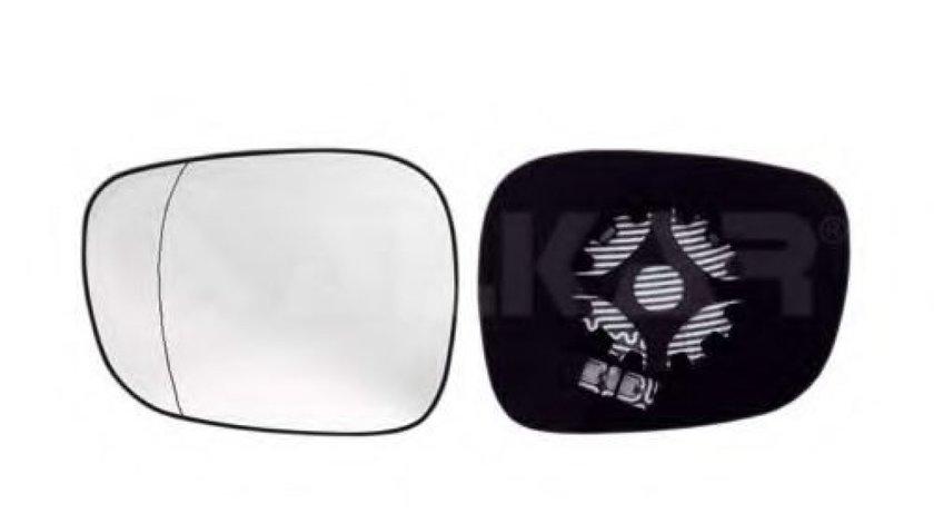 Sticla oglinda, oglinda retrovizoare exterioara BMW X3 (F25) (2010 - 2016) ALKAR 6471885 piesa NOUA