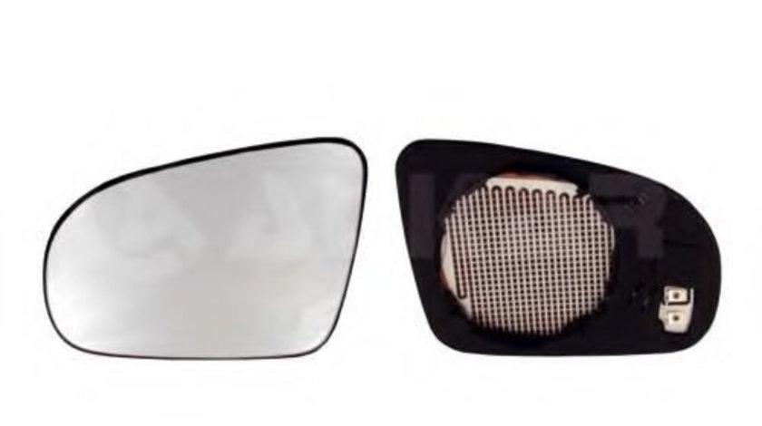 Sticla oglinda, oglinda retrovizoare exterioara OPEL CORSA B (73, 78, 79) (1993 - 2002) ALKAR 6426417 piesa NOUA
