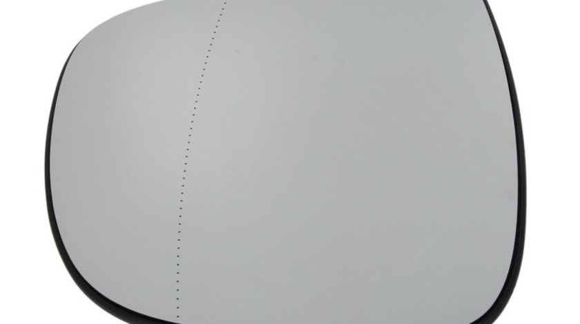Sticla oglinda, oglinda retrovizoare exterioara MERCEDES VITO bus (W639) (2003 - 2016) TYC 321-0097-1 piesa NOUA