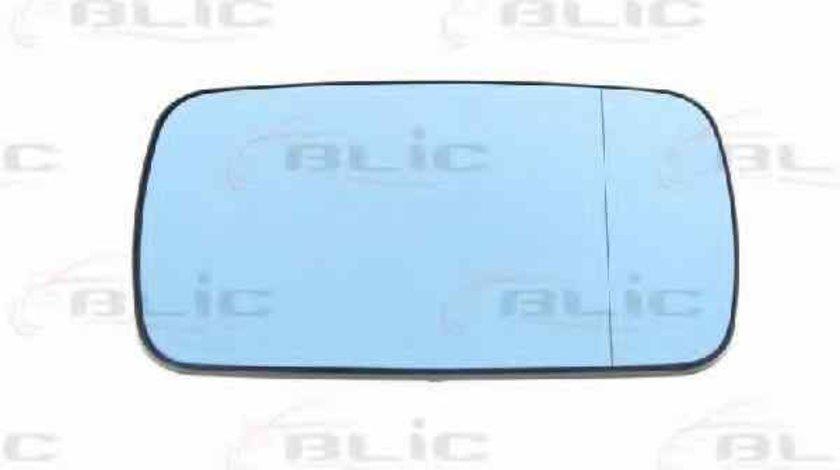Sticla oglinda oglinda retrovizoare exterioara BMW 3 E46 BLIC 6102-02-1272829P