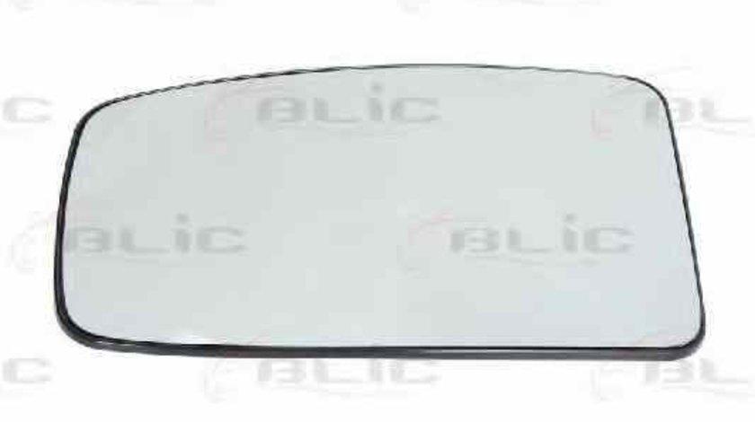 Sticla oglinda oglinda retrovizoare exterioara NISSAN NV400 caroserie BLIC 6102-04-053368P