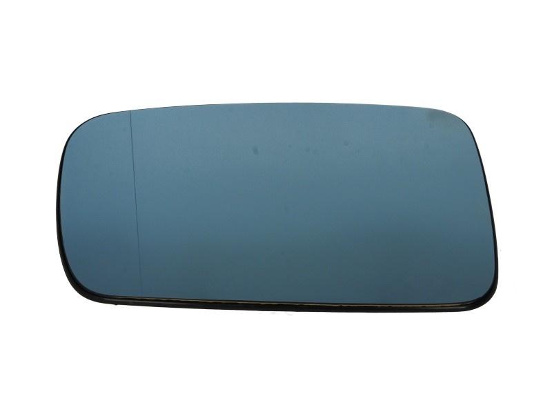 Sticla oglinda, oglinda retrovizoare exterioara BMW Seria 7 (E65, E66, E67) (2001 - 2009) TYC 303-0128-1 piesa NOUA
