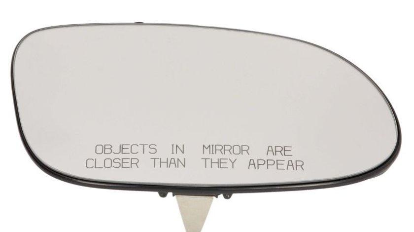 Sticla oglinda, oglinda retrovizoare exterioara MERCEDES-BENZ A-CLASS (W168) ULO ULO6465-08