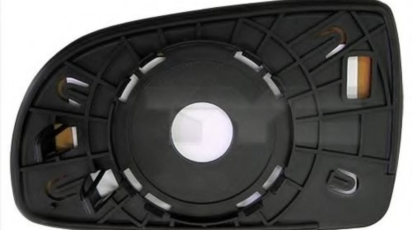 Sticla oglinda, oglinda retrovizoare exterioara CHEVROLET AVEO Hatchback (T200) (2003 - 2008) TYC 306-0017-1 piesa NOUA