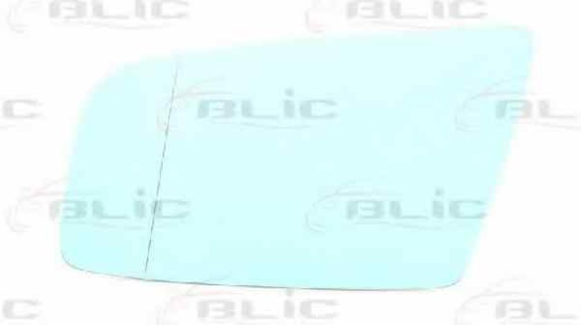 Sticla oglinda oglinda retrovizoare exterioara BMW 5 E60 BLIC 6102-02-1271825P