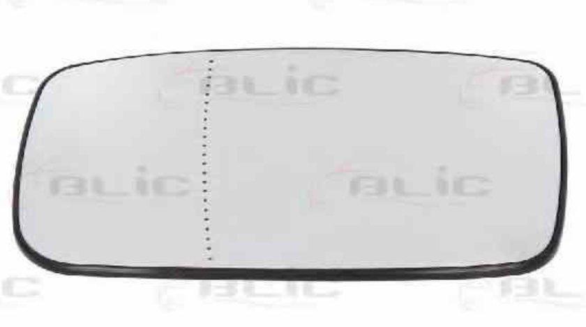 Sticla oglinda oglinda retrovizoare exterioara VOLVO 940 944 Producator BLIC 6102021223515P
