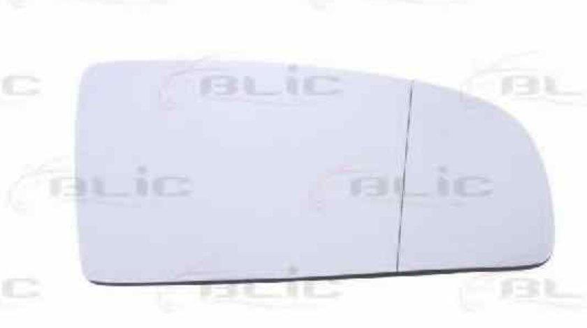 Sticla oglinda oglinda retrovizoare exterioara AUDI A4 8E2 B6 Producator BLIC 6102-02-1292525P
