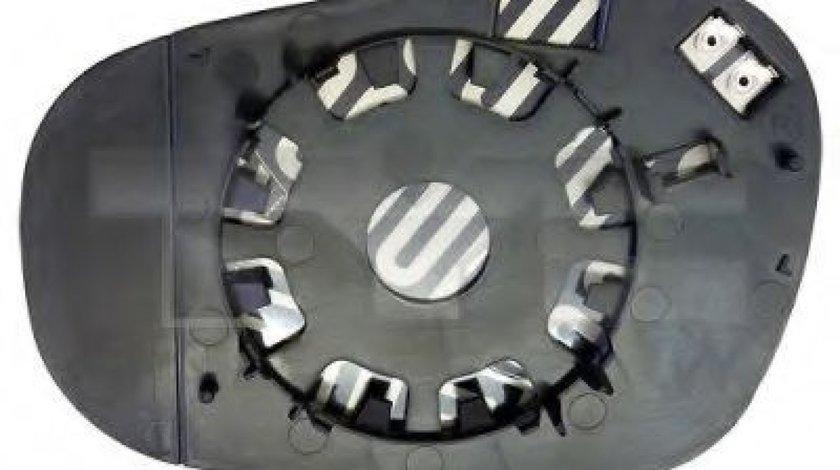 Sticla oglinda, oglinda retrovizoare exterioara BMW Seria 1 Cupe (E82) (2007 - 2013) TYC 303-0099-1 piesa NOUA