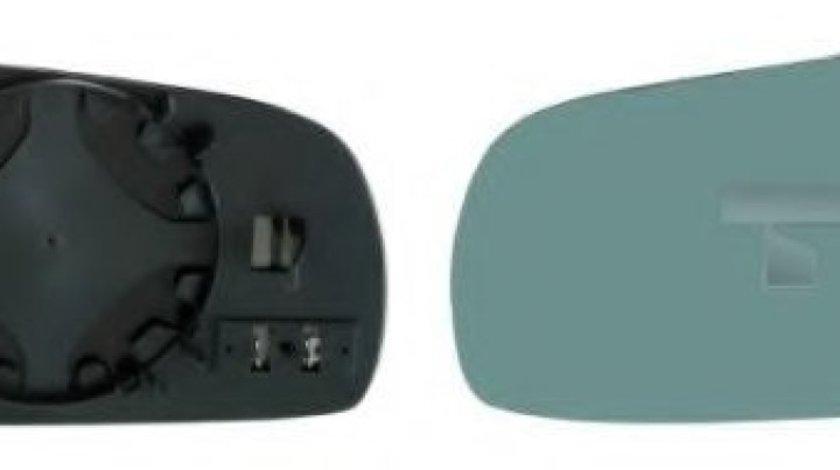 Sticla oglinda, oglinda retrovizoare exterioara AUDI A6 Avant (4A, C4) (1994 - 1997) TYC 302-0086-1 piesa NOUA